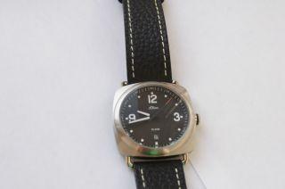 S.  Oliver Herren Armbanduhr Quarz Farbe Schwarz Analog,  Datumsanzeige Bild