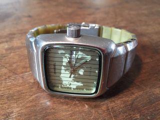 Diesel Armbanduhr 10 Bar Wasserdicht - Klassiker - Rarität Bild