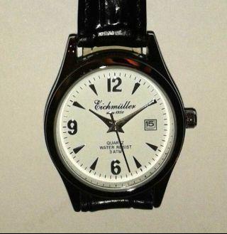 Quarz Uhr,  Armbanduhr Damen Mit Lederband,  3atm Wasserresistent Bild
