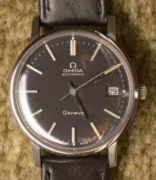 Omega Geneve Automatic Sammlerstück,  Bestzustand Bild