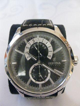 Festina Klassik F16573/3 Armbanduhr Für Herren Bild