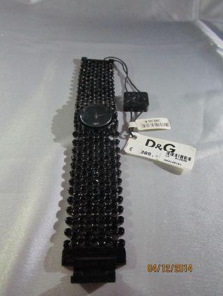 D&g Dolce&gabbana Damen - Armbanduhr Risky Ip Black Mop Dial Brc Dw0245 Bild
