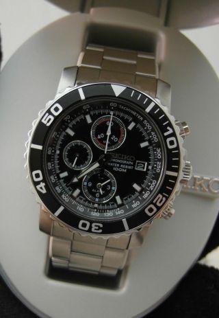 Seiko Herren - Armbanduhr Sna225p1 Bild