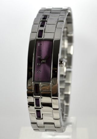 Esprit Es900502008 Damen Starline Pico Purple Houston Bild
