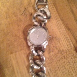 Dkny Uhr Silber Top Bild