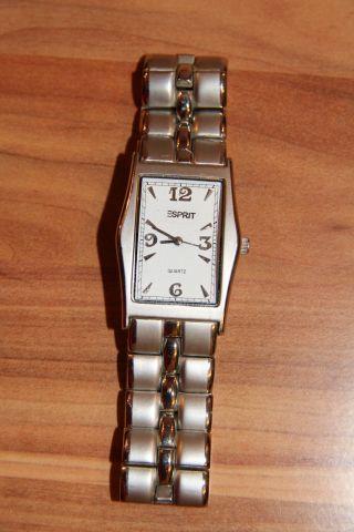 Esprit Armbanduhr Silber,  Sportlich - Elegant, Bild
