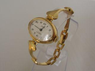 Originale Zabo Damen Armband Uhr Aus Sammlung Aufzugs Uhr Mechanisch Bild