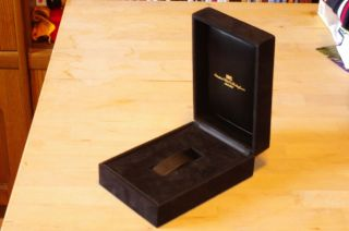 Iwc Etui / Box Für Jumbo - Ingenieur Sl - Ref.  1832 - 80er Jahre Bild