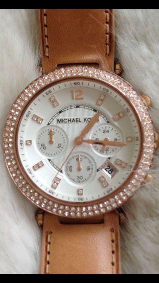 Michael Kors Uhr Parker Mk5633 Bild