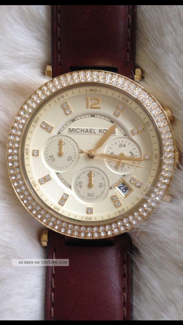 Michael Kors Uhr Parker Mk2249 Armbanduhren Bild