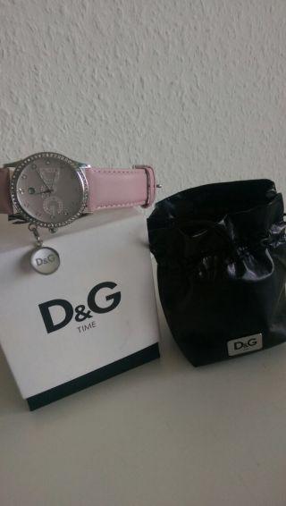 D&g Dolce&gabbana Damen - Armbanduhr Gloria Bild