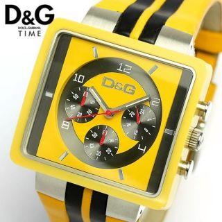 D&g Dolce&gabbana Herrenuhr Cream/ Dw0063 Bild