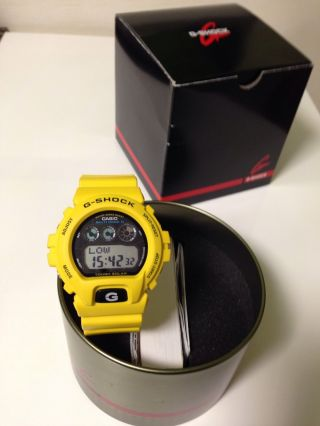 Casio G Shock Gw - 6900a Tough Solar / Funk Bild