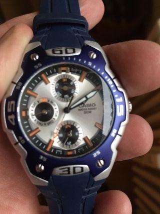 Casio Jugend - Armbanduhr Mtr 302 Bild