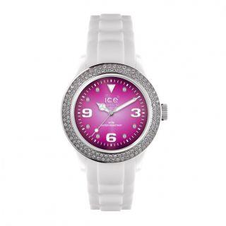 Ice - Watch Armbanduhr Ice - Pink Unisex Weiss/pink Ipk.  St.  Wsh.  U.  S.  12 Bild