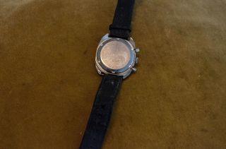 Cortebert 5 Atmos - Swiss - Made - Herren - Chronographe - Uhr Bild
