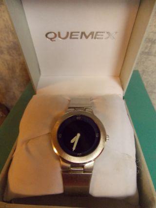 Quemex,  Herren Armbanduhr, Bild