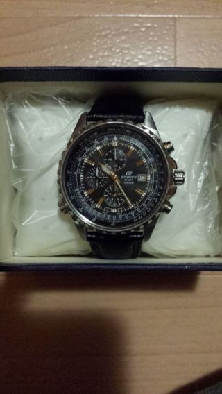 Casio Edifice Ef - 527l - 1avef Armbanduhr Für Herren Bild