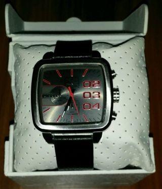 Diesel Chronograph Uhr Xl Dz 4304 Herren Bild