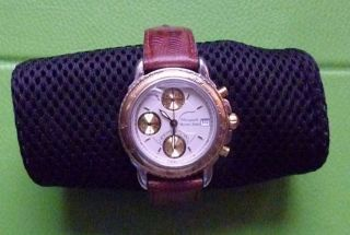 Michel Jordi Ethno Automatik - Chronograph No 2 1075/3333 Auflage Limitiert 1991 Bild