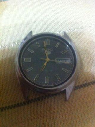 Seiko 5 Uhr Automatik Bild