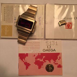 Omega Time Computer 2 Bild