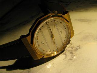 Luch Armbanduhr Mit Quarzwerk Durchmesser 34 Mm Bild