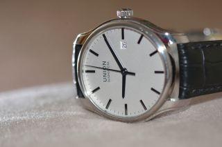 Union Glashütte/s.  A.  Viro Automatik Uhr (mit Rest -) Bild