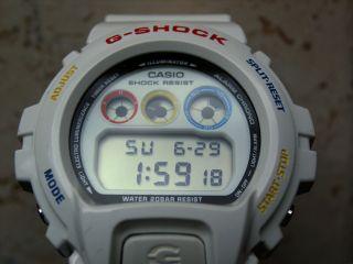 Casio G - Shock Dw - 6900mt Bearbrick Limited Edition Bild