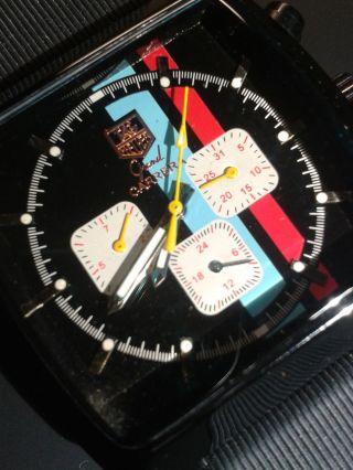 Tag & Heuer Grand Carrera Chronograph | Armbanduhr Herren Bild
