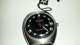 Junghans Electronic Dato - Chron Uhr Bild