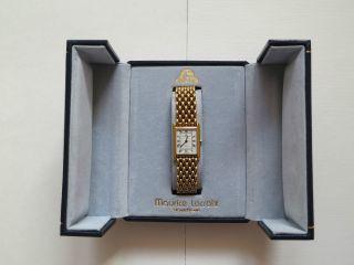 Armbanduhr Maurice Lacroix Nr.  897823 Ref.  Nr.  32304 - 5215 Damen Uhr Bild