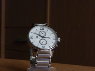 Tommy Hilfiger Herrenuhr Luxus Uhr Xxl ♥ Edelstahl Bild