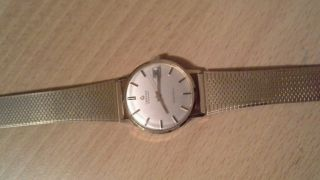 Uhr Gold 585 Bild