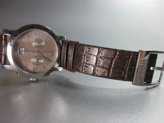 Joop Herrenuhr Chronograph Lederarmband Tm,  4393 - 805 Bild