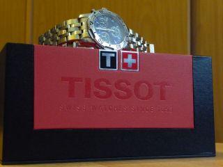 Tissot Prs 200 Herrenuhr In Ovp ♥ Chronograph,  Datum,  Tachymeter ♥ Swiss Made Bild