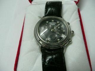 Krug Baümen Herren Armbanduhr