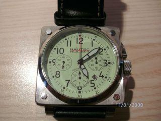 Nautec No Limit Fliegerchronograph Automatik Herrenuhr Bild