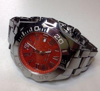 Swiss Legend Uhr Armbanduhr Wolframstahl Tungsten Automatik Selten Bild