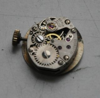 Incabloc 17 Jewels Damenuhr Handaufzug Bild