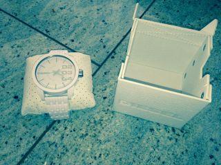 Diesel Herren - Armbanduhr Xl Franchise P57 Analog Quarz Plastik Dz1461 Bild