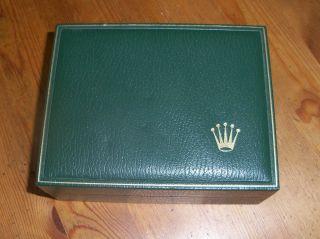 Rolex - Box - Schatulle Bild