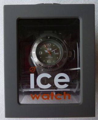 Ice Watch Sw.  Tau.  S.  S.  12 Ice Shadow Taupe Grey Small Neu/ovp Grau Bild