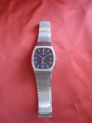 Junghans Quartz Herren Armbanduhr - Funktionsfähig Bild