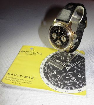 Breitling Navitimer Armbanduhr Bild