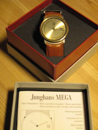 Armbanduhr Junghans Mega Bild