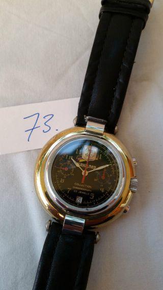 Poljot Russland Chronograph MilitÄr Handaufzug Cal.  3133 (73) Bild