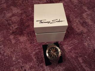 Thomas Sabo Watches Unisex Armbanduhr Uhr Ovp Bild