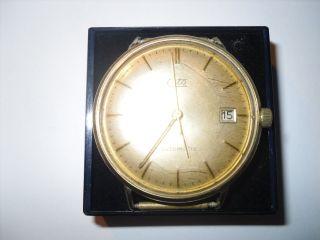 Schweizer Cito Automatic,  In 585 Gelb Gold,  Hau Bild