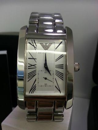 Emporio Armani Uhr Ar0145 Mit Orig.  Verpackung Bild